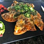 Steak Nachos, Topgolf, Orland