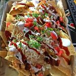 Chicken nachos Tin Roof in Indianapolis, IN