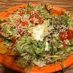 Chicken Nachos Iguana's Mexican Restaurant Brownsburg, IN