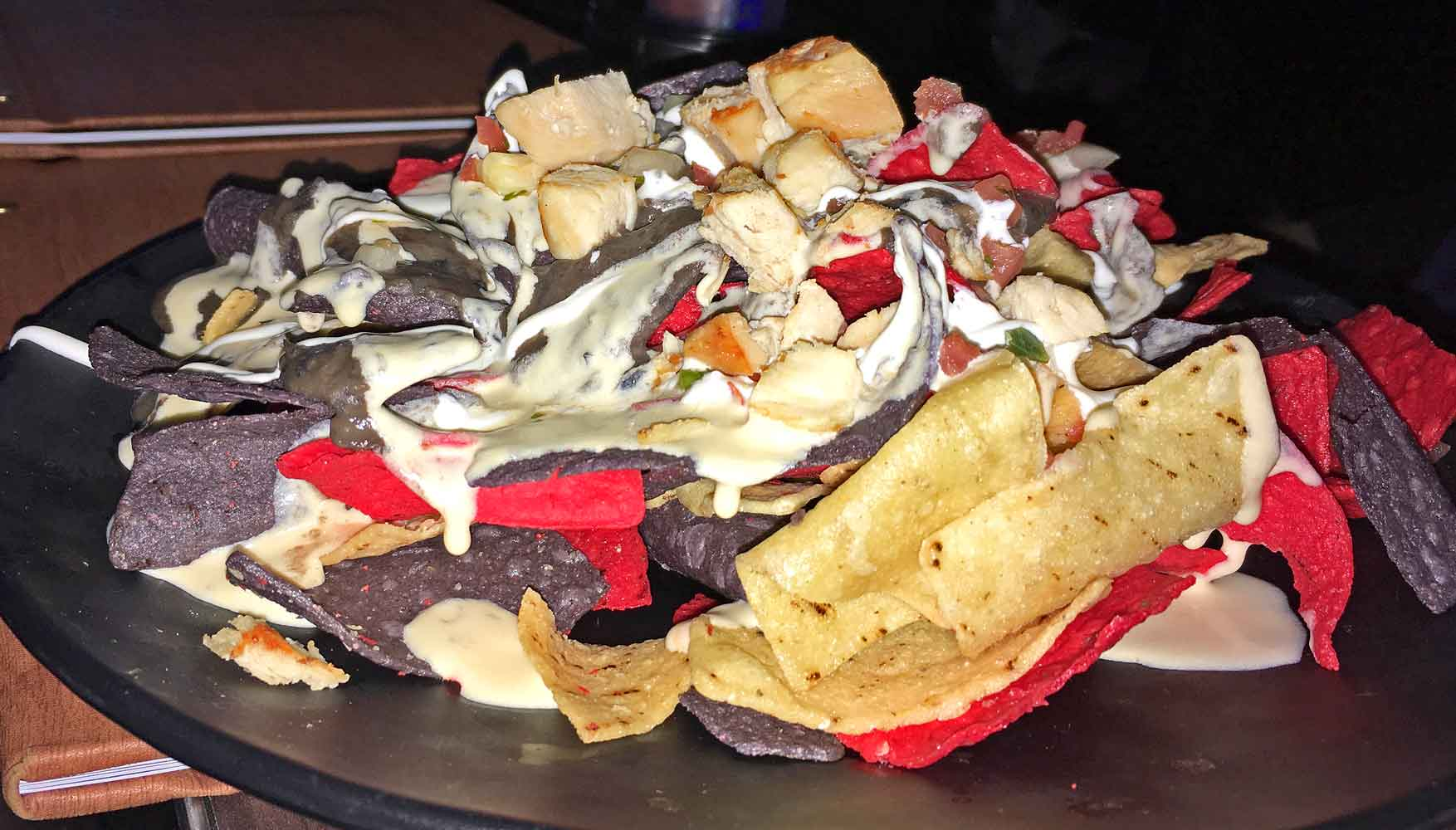Chicken Nachos, Cineopolis Hamlin, Winter Garden, FL