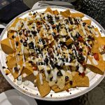 Chorizo Sausage Black Bean and Corn Nachos