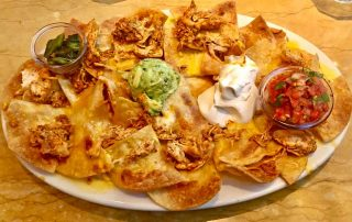 Chicken Factory Nachos